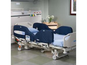Posey Seizure Side Rail Pads, Description: Fits Hill-Rom® TotalCare® Med/Surg Beds, No. of Pads: 4