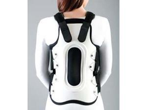 Dorsal Lumbar Kit: Edge Sl Tlso Lp-4 Panel XL With PPX (Pectoral Pad Kit with Extension Adjustment)