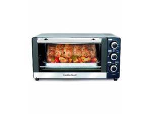 Hamilton Beach Toaster Oven Broiler - 6 Slices