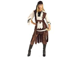 Women's Pirate Halloween Costume - Carribean babe