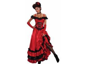 Old West Saloon Girl C...