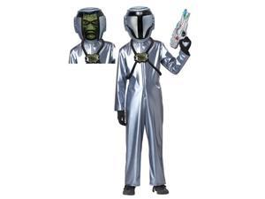 Kids First Contact Alien Boys Halloween Costume