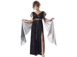 Womens Plus Size Medusa Halloween Costume
