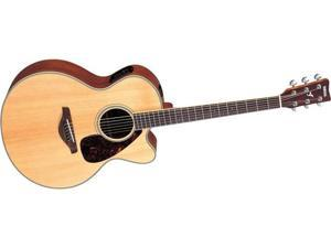 A medium-jumbo acoustic guitar with a wide dynamic range. - OEM