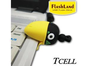 TCELL FlashLand Series Toucan USB3.0 Pen Drive - 16GB