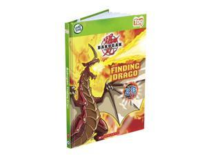 LeapFrog Tag Activity Storybook Bakugan: Finding Drago