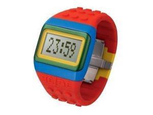 O.D.M. JC01-15 JCDC Pop Hours Series Red Unisex Watch