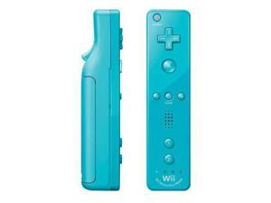 Wii Remote Plus for Nintendo Wii - Blue