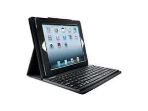Kensington K39357US Keyfolio Pro Performance Keyboard for The New iPad, iPad 2 Black