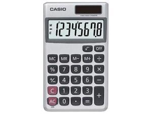 CASIO SL300VE/SL300SV Casio sl300ve/sl300sv wallet 8-digit solar calculator