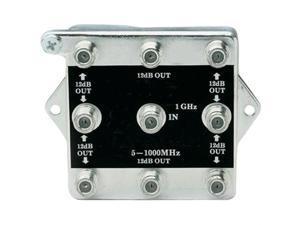CHANNEL PLUS 2538 Channel plus 2538 splitters/combiner (8 way)