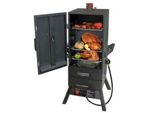 Landmann 3495GLA Vertical gas smoker