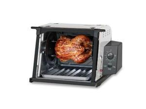 Ronco 3000 Stainless Steel Compact Rotisserie ST3001SSGEN