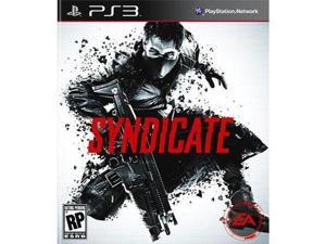 Electronic Arts 19230 Syndicate ps3