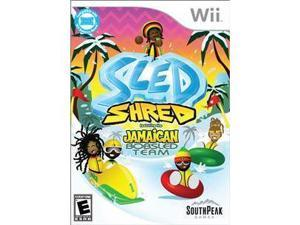 Southpeak Interactive 10031 Sled Shred Wii