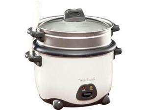 Focus Electrics 88011 Westbend 12cup rice cooker