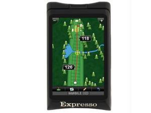 EXPRESSO SATELLITE NAVIGATION AG1 Expresso satellite navigation ag1 automotive & golf gps w/igolf 2 0 - 3 6 display