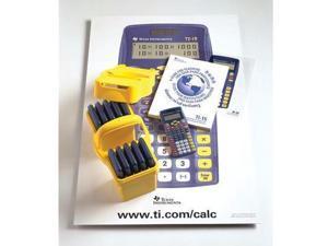 Texas Instruments TI15TK Ti class set ti15tk