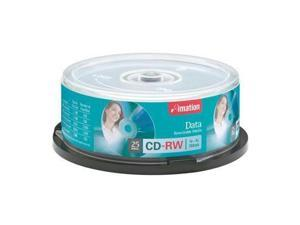 Imation 41149 Cd-rw 4x 25pk 80min spindle
