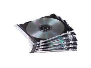 Fellowes 98330 Slim cd jewel case 50 pk