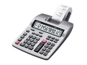 Casio HR-150TMPLUS Casio 12-digit 2-color printing calculator