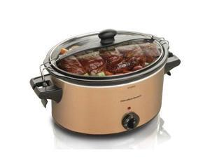 Hamilton Beach Stay or Go 6 Quart Slow Cooker 33264