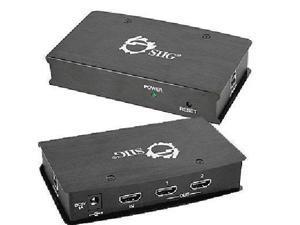 SIIG CE-H20J11-S1 1x2 HDMI Splitter