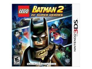LEGO Batman 2 Super Heroes 3DS