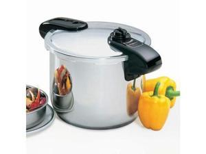 Presto 1370 8 Quart Stainless Steel Pressure Cooker