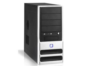 Athenatech A6208BB.450 Atx mid tower black/silver.