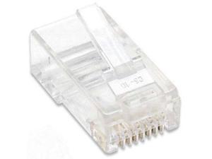 Intellinet 502399 3 prong cat6 modular plugs