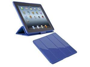 Spare Products SPK-A1194 PixelSkin HD Wrap Carrying Case (Folio) for iPad Cobalt
