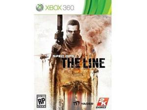Take-Two 39774 Spec ops the line x360