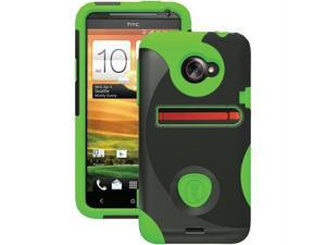 Trident Green Aegis Case for HTC EVO 4G LTE AG-EVO4G-TG