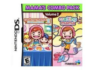 Majesco 01797 Cooking mama 2 pk vol 2 ds