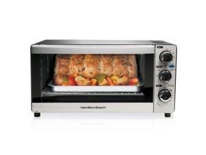 Hamilton Beach 31809 Hb 6 slicetoaster/broiler oven