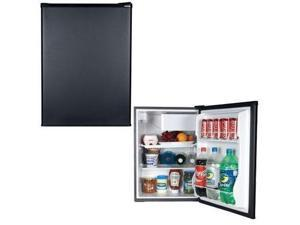 Haier America HCR27B 2 7 CF Fridge W Freezer Black