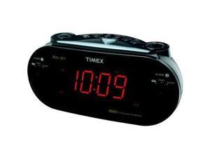 Timex Audio T715BX3 Dual alarm clock with redi set