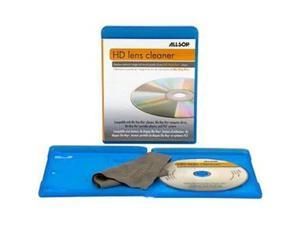 ALLSOP 30223 HD Lens Cleaner for Blue-ray Players