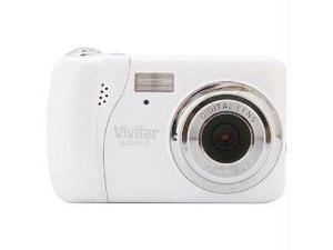"Vivitar V17-WHT Vivitar vivicam i7 7 1mp digital camera with 1 8"" preview screen-white"