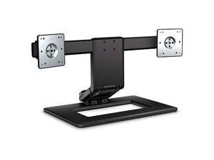 HP Business AW664AA#ABA Adjustable dual monitor stand