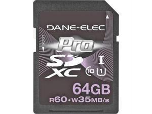 Dane-Elec DA-SDHS64G-C Dane-elec 64gb sdxc  class 10 memory card