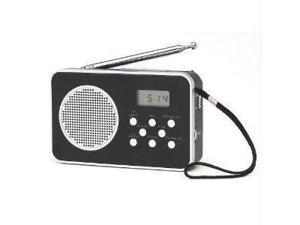 Coby CXCB92 Coby world band am/fm/shortwave radio with digital display
