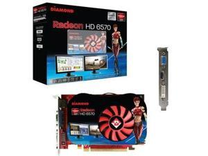 Diamond Multimedia 6570PE31GSB Radeon hd6570 1gb gddr3