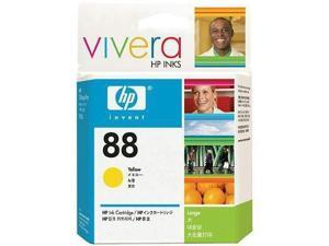 HP Consumables C9393AN#140 Hp 88 large yellow cartridge