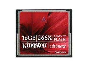 Kingston CF/16GB-U2 16gb ultimate cf w recovery