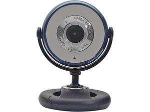 Gear Head WC745BLU-CP10 Gear head blue 1 3mp webcam for pc