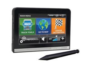RAND MCNALLY 528006002 Rand mcnally 528006002 intelliroute(r) truckers'' navigation device(tm) 510 with free lifetime maps