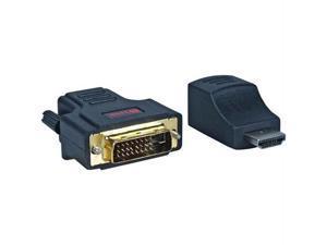QVS MHDVI-C5 Qvs directplug dvi-d to hdmi digital video cat5e extender