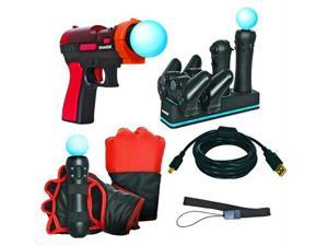 Dreamgear DGPS3-3822 Dreamgear 6 in 1 starter kit for ps3  move